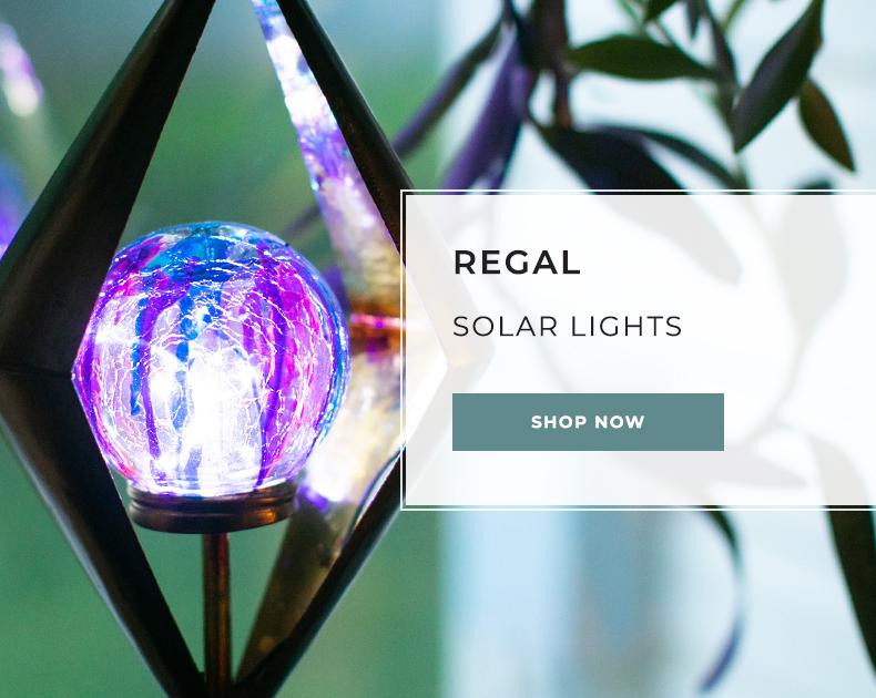 Regal Solar Lights
