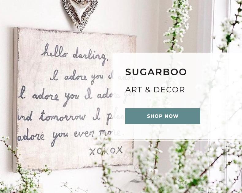 SugarBoo - Art and Decor