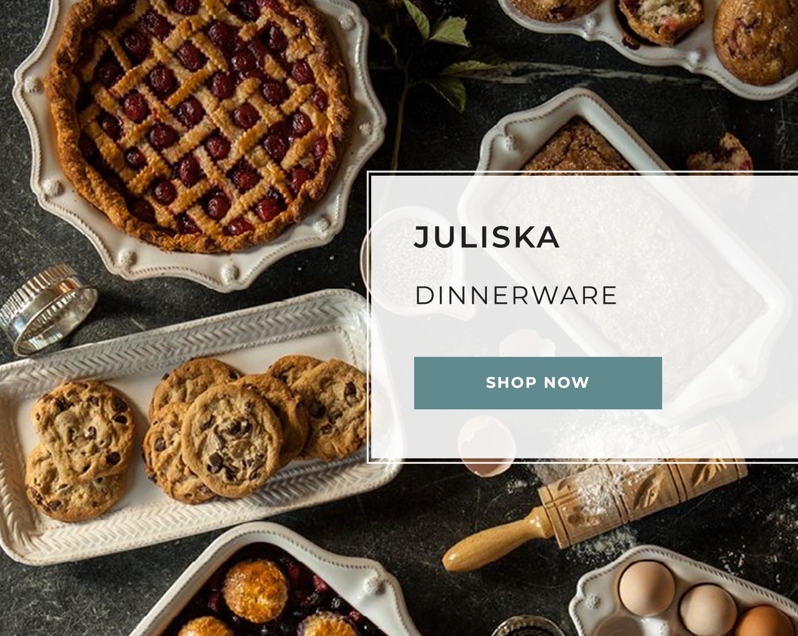 Juliska - Dinnerware
