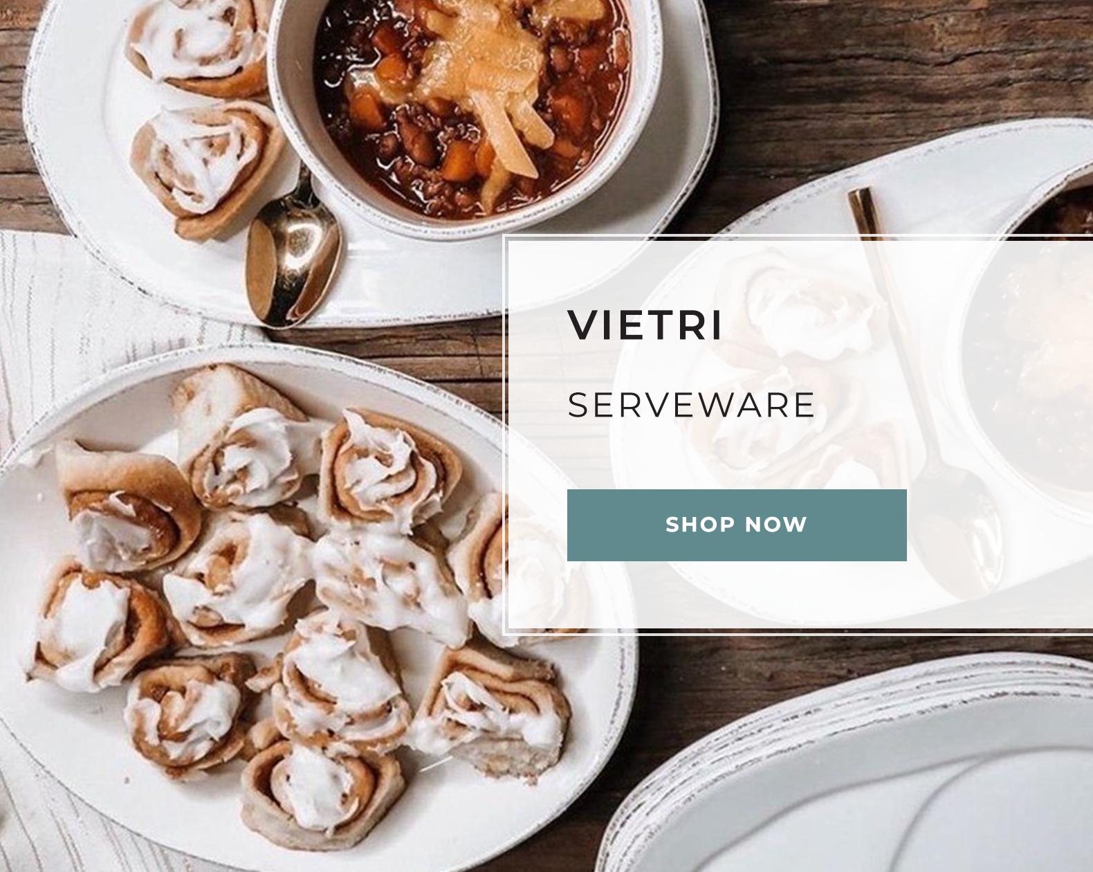 vietri - serveware