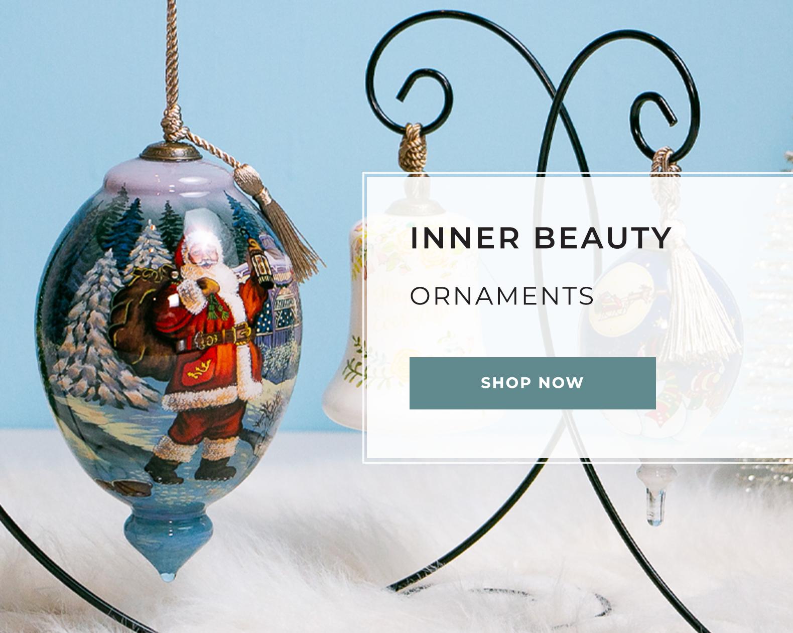 Inner Beauty - Ornaments