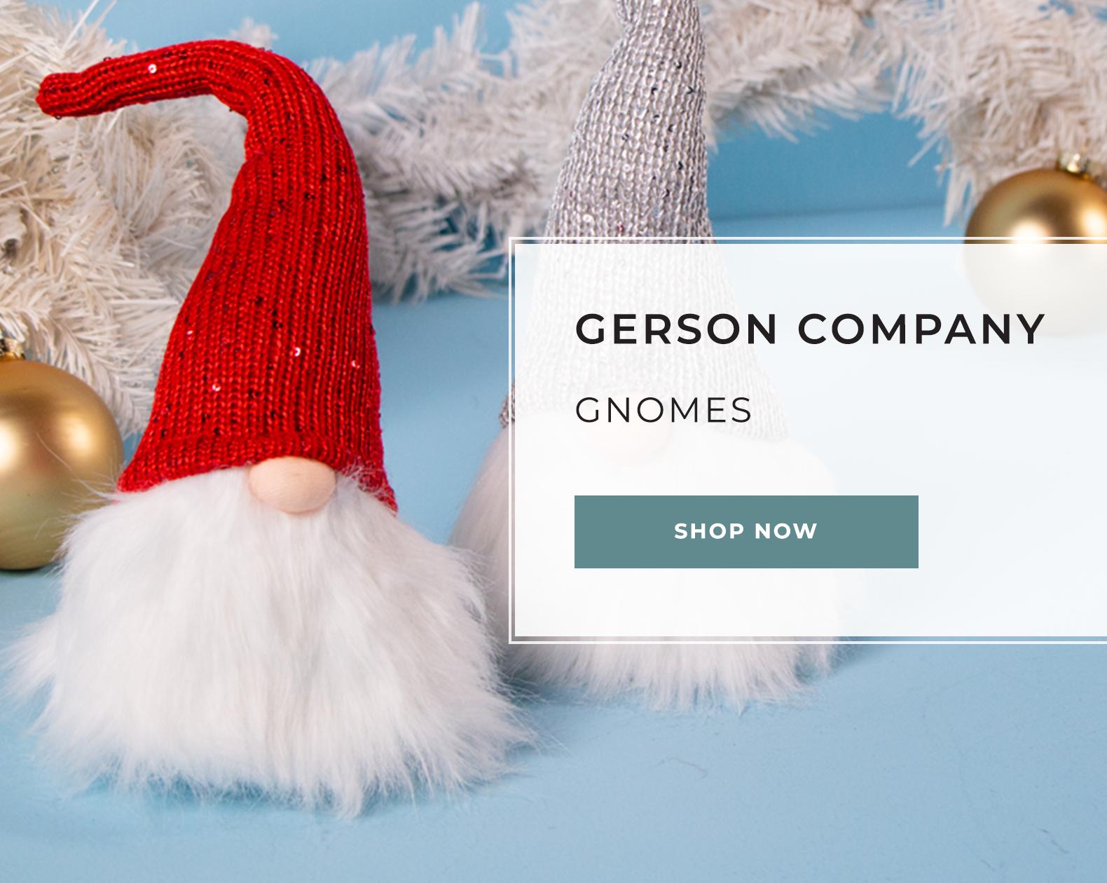 Gerson Company - Gnomes