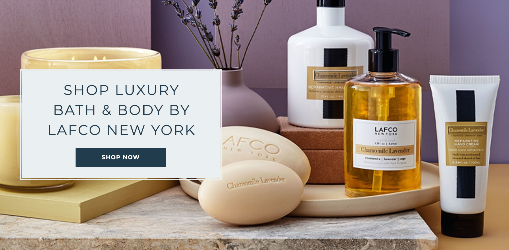 Shop Luxury Bath and Body by Lafco New York
