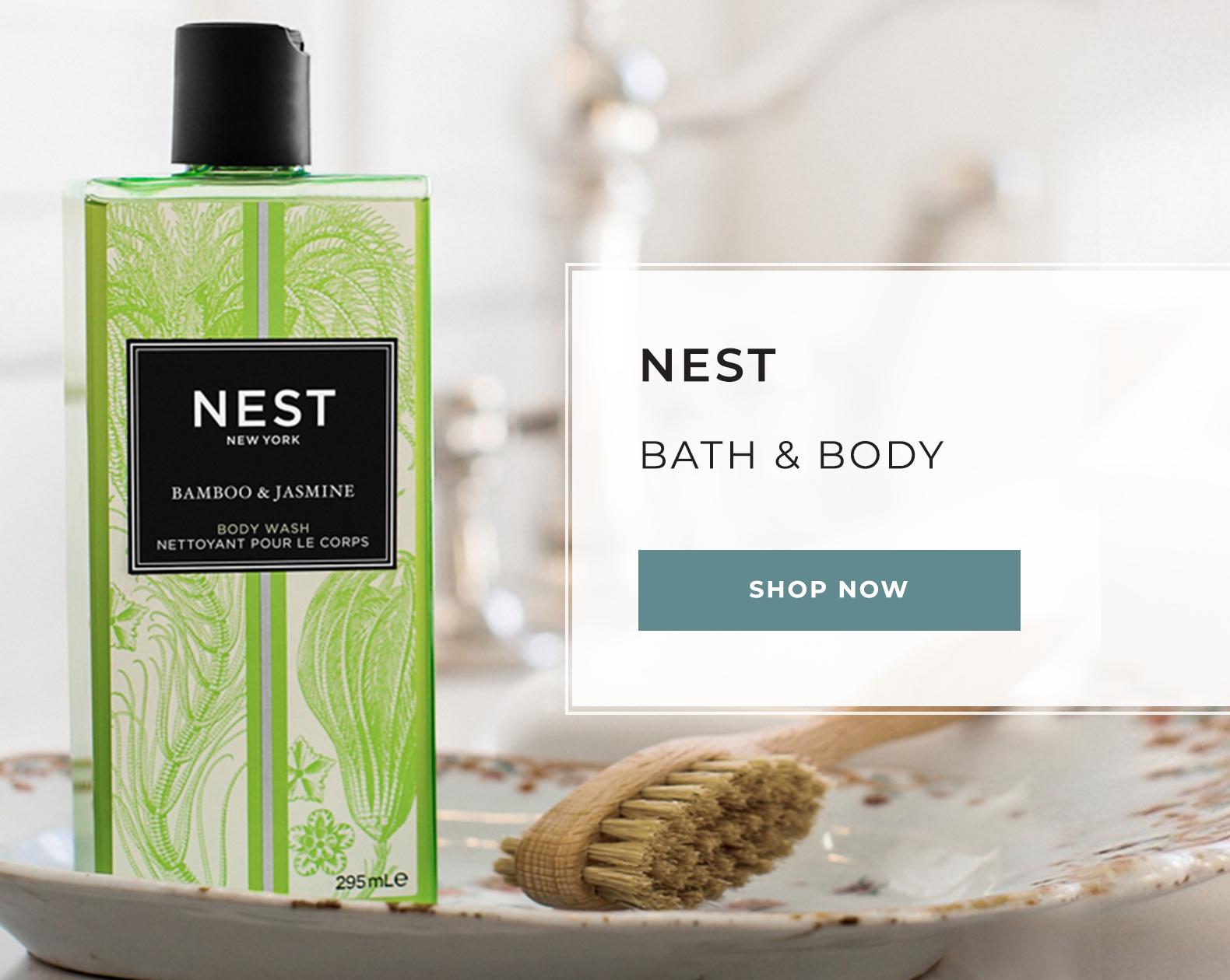 Nest Fragrance Bath and Body