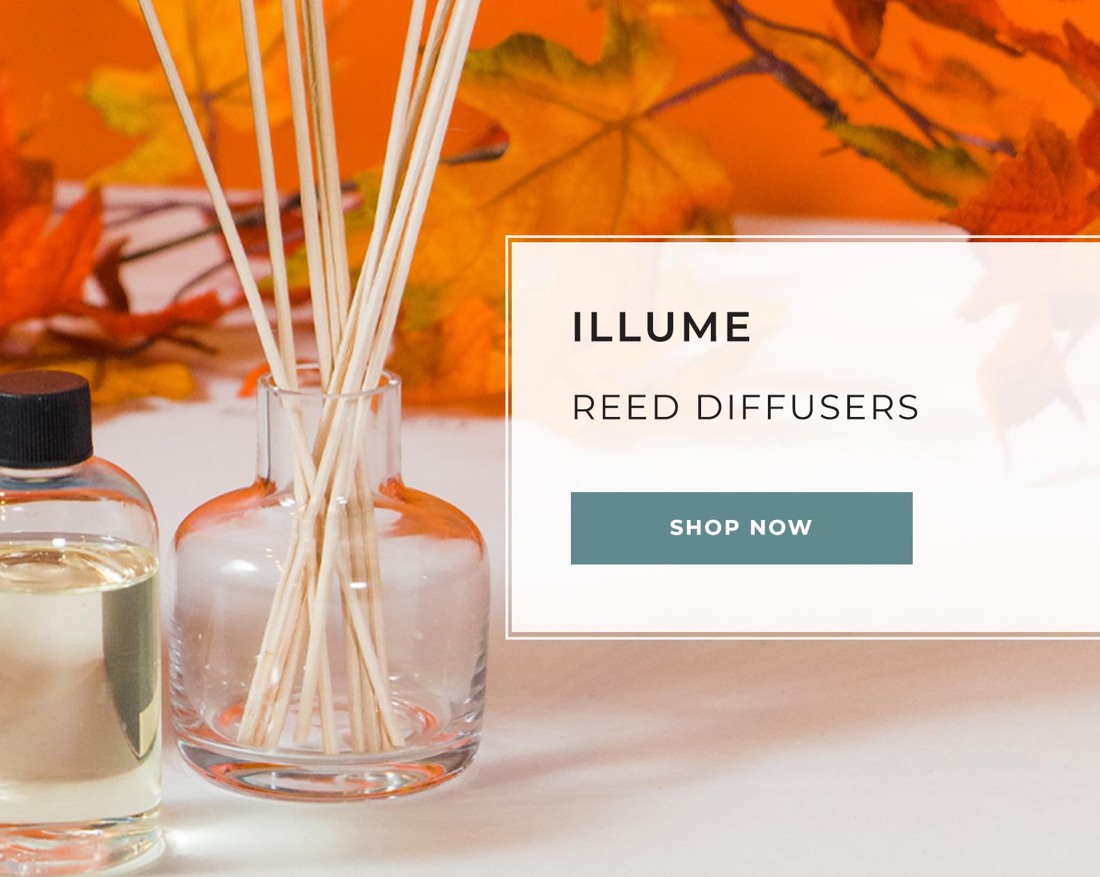 Illume Reed Diffusers