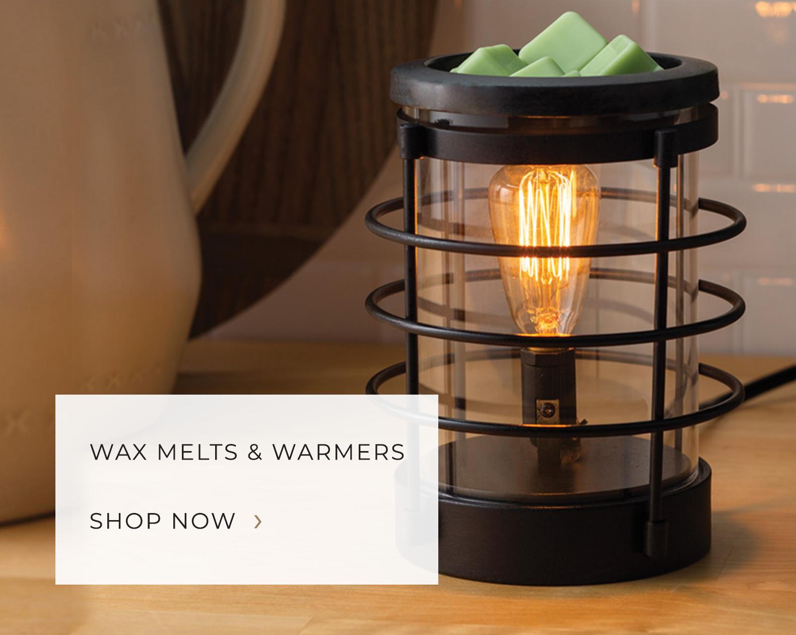wax melts and warmers