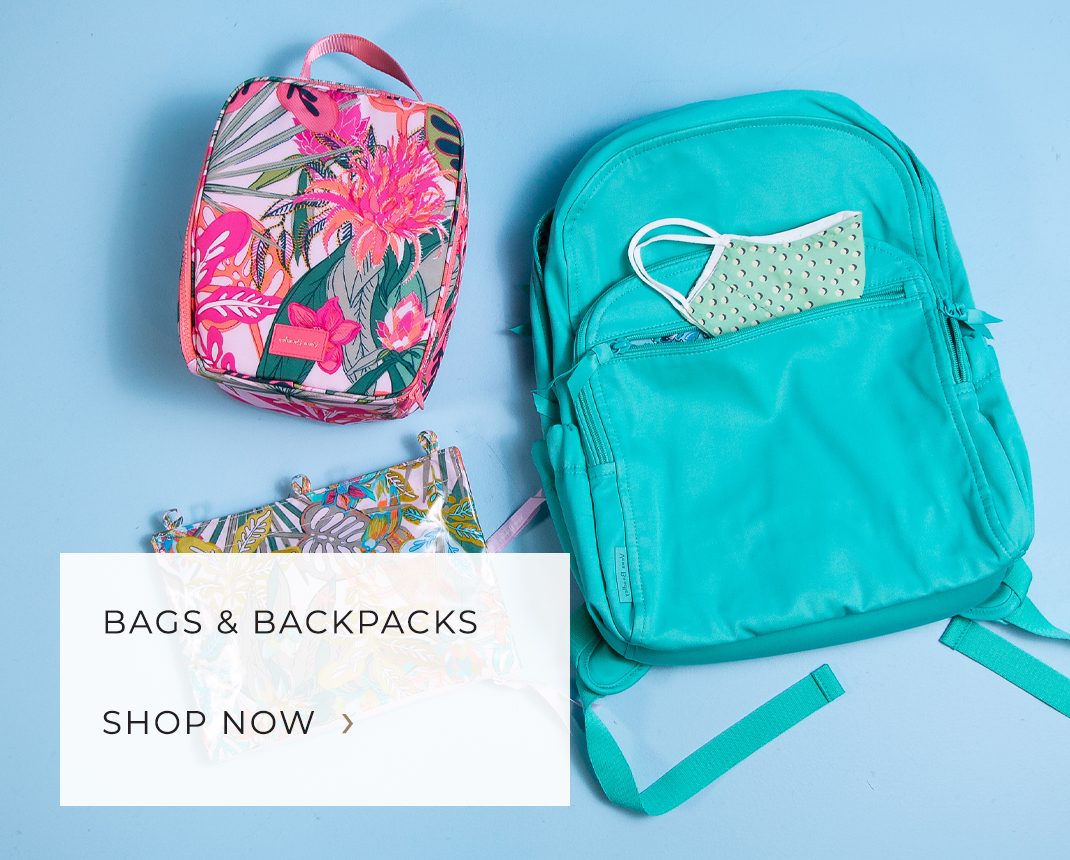 Back to School Bags and Backpacks - Vera Bradley, Simply Southern