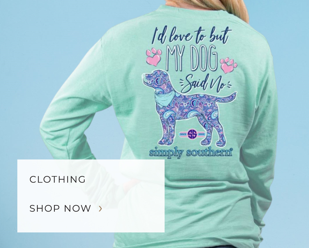 Back to School - Clothing - Simply Southern