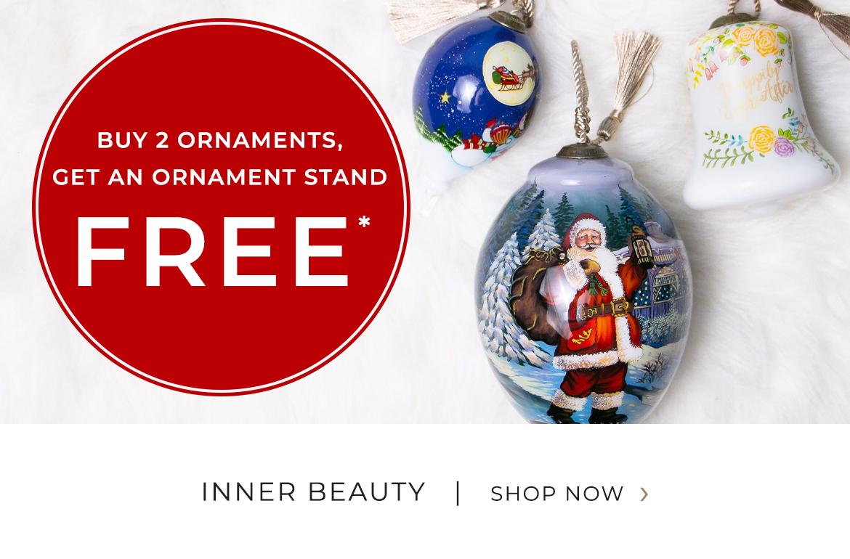 Christmas in July Mega Sale - Coton Colors Ornaments