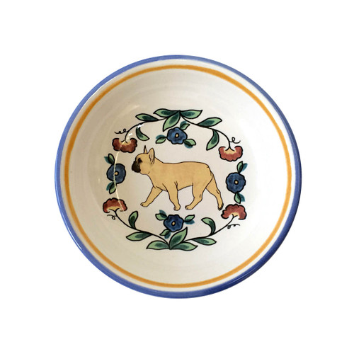 French Bulldog Ring Dish (Dipping Bowl)