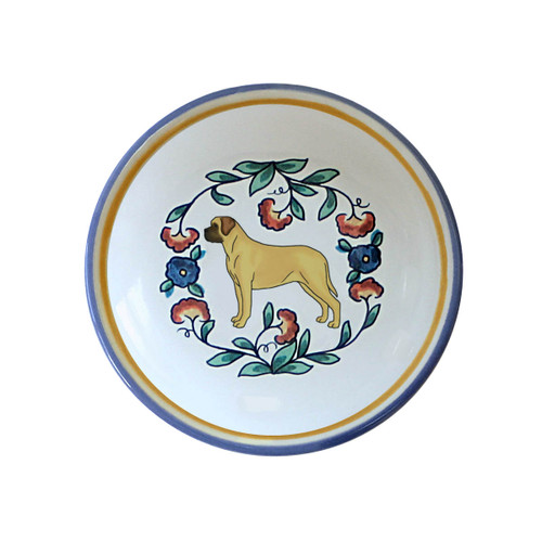 Mastiff ring dish / dipping bowl from shepherds-grove.com