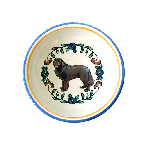 Newfoundland Dog Ring Dish (Dipping Bowl) by shepherds-grove.com