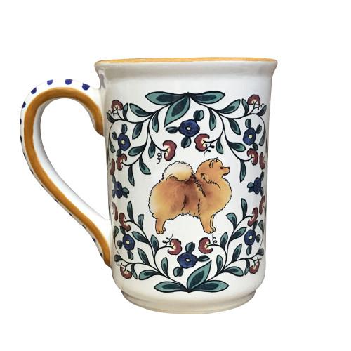 Pomeranian Gifts Pomeranian Pottery Shepherds Grove