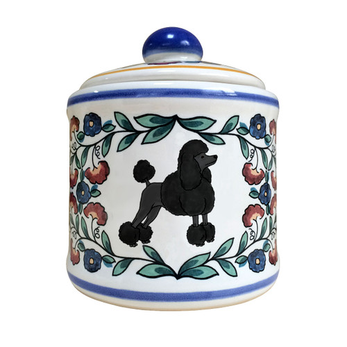 Handmade Poodle sugar bowl by shepherds-grove.com