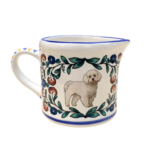 Maltese Creamer - handmade by shepherds-grove.com