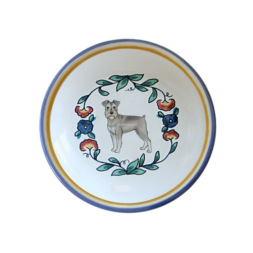 Miniature Schnauzer Ring Dish (Dipping Bowl)