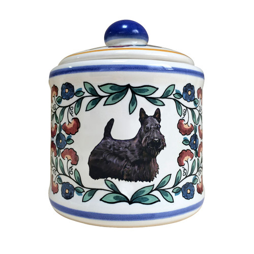 Scottish Terrier sugar bowl by shepherds-grove.com