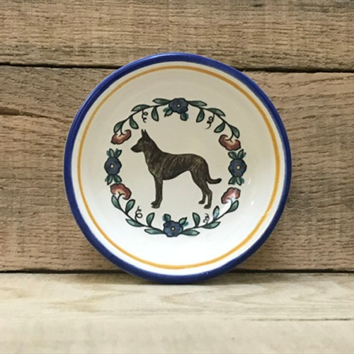 Dutch Shepherd Dipping Bowl (Ring Dish)