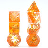 Seasonal dice set - Fall