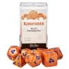 Wiz Dice - Kingfisher dice set with box