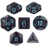 Midnight Runes dice set  for D&D, Pathfinder, etc