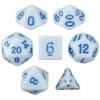 Frostbourne dice set - D&D, Pathfinder, etc