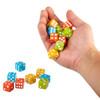 Tossing Tens dice