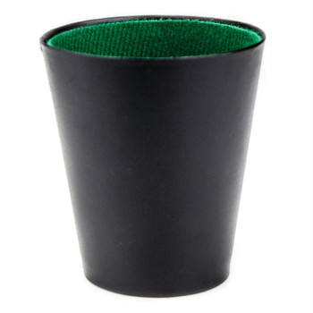 Wide-top Plastic Dice Cup