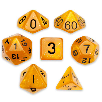 Dwarven Brandy dice set