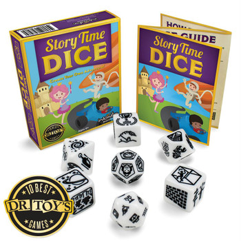 Story Time Dice