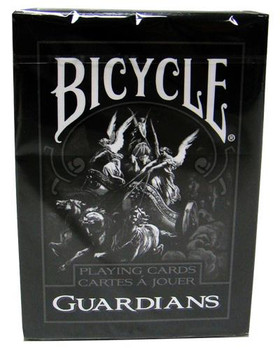 Guardians playing card deck