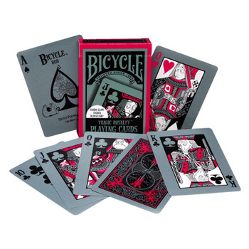 Tragic Royalty playing cards