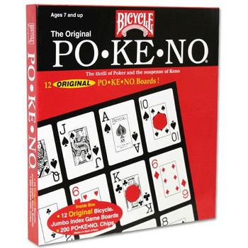 Original Po-ke-no Game