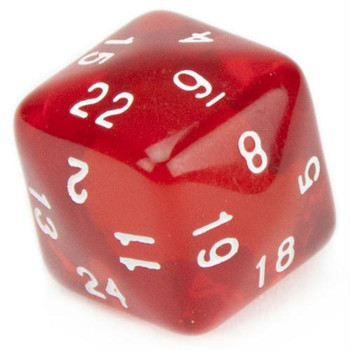 24-sided dice