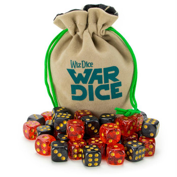 War Dice - Blood and Oil