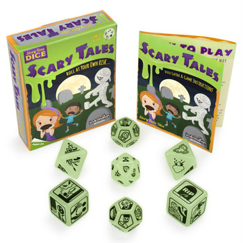 Story Time Dice: Scary Tales