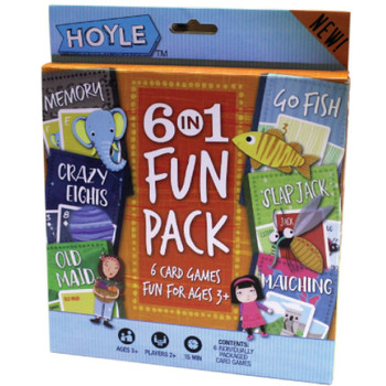 Card game fun pack
