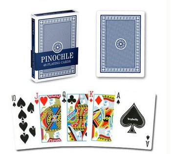Brybelly Pinochle playing cards