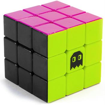 Stickerless Speed Cube 80s Mod