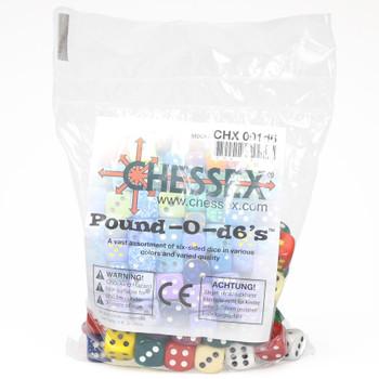 Pound of d6's