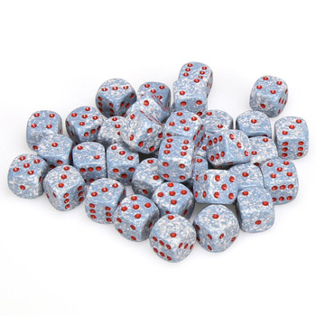 12mm Speckled Air d6s - Set of 36