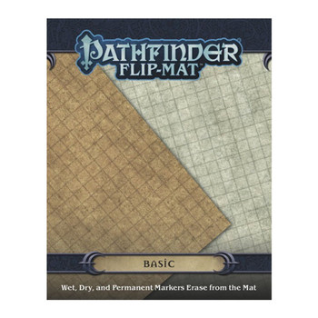 Basic Pathfinder Flip Mat