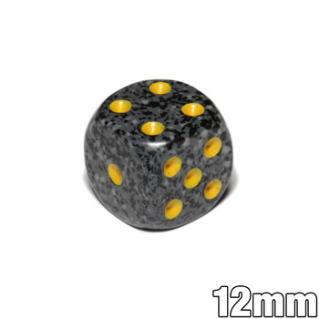 12mm Speckled Urban Camo d6