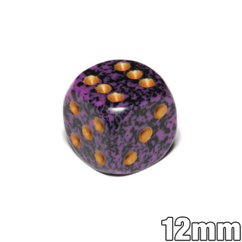 12mm Speckled Hurricane d6