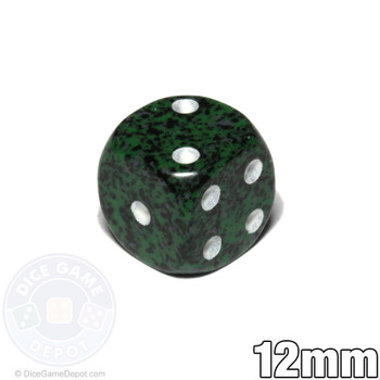 12mm Speckled Recon d6