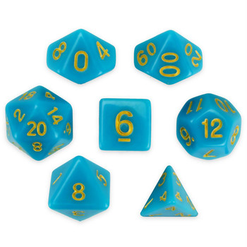Skystone dice set
