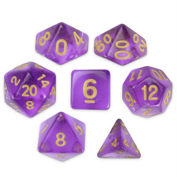 Ambrosia dice set