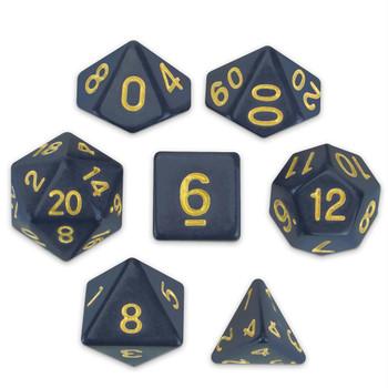 Dreamless Night dice set