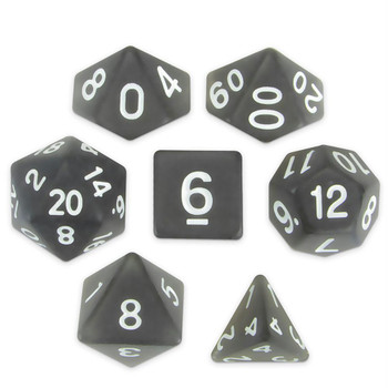 Penumbra dice set