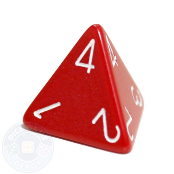 d4 - Opaque Red - Top-read